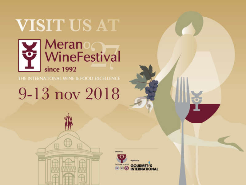 MONSUPELLO EREDI Merano WineFestival 2018