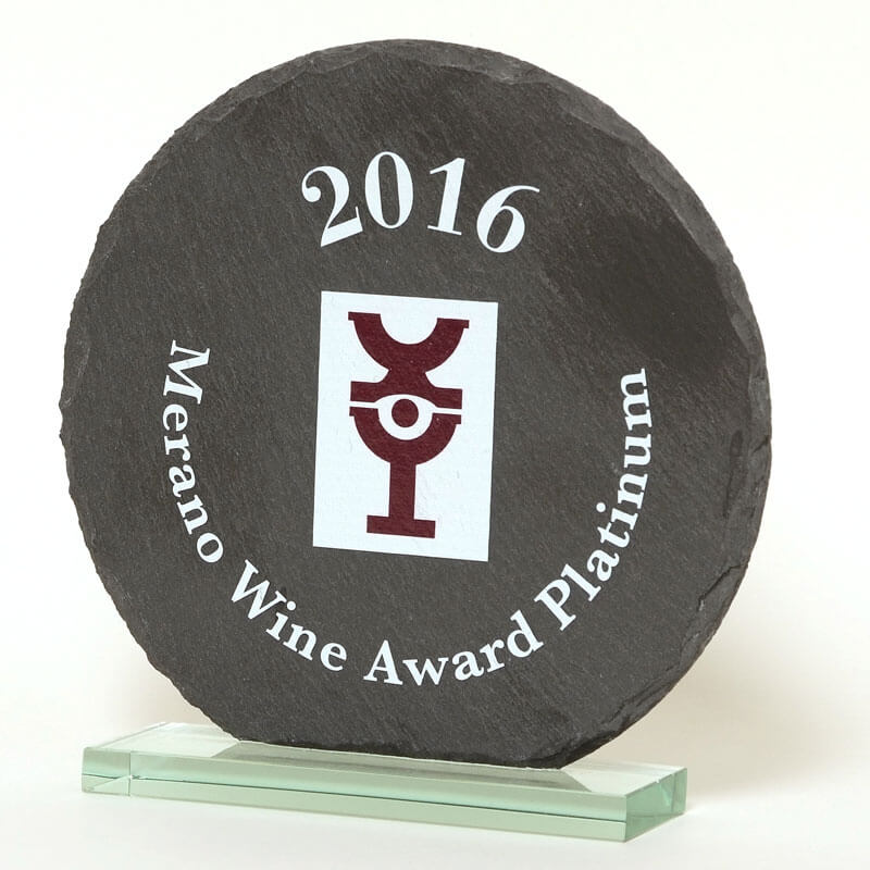 MERANO WINE AWARD PLATINUM 2016